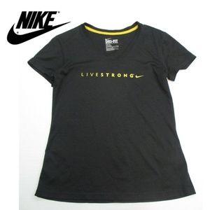 NIKE PRO Dri-Fit Short Sleeve Large